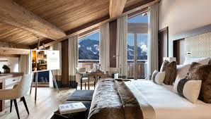 Ski Chalet Interior A New Ski Chalet Opens In France U0027s Winter Wonderland U2013 Robb Report