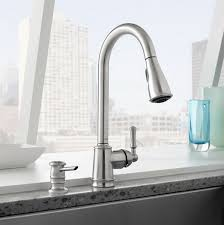 stainless faucets kitchen how to select a kitchen faucet donco designs