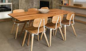 Made Dining Chairs Curious Grace Sixties Modern Dining Table With Copine Dining