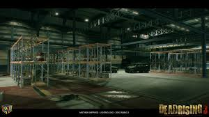 Warehouse Interior by Artstation Dead Rising 3 Warehouses Lighting Matthew Sheppard