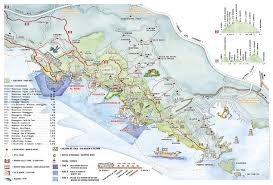 The Villages Map Cinque Terre Places To Visit Top 10 Things To Do
