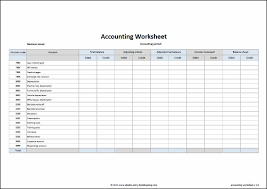 Accounting Spreadsheets For Small Business by Basic Accounting Spreadsheet Bookkeeping Small Business Accounts