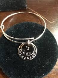 Custom Stamped Jewelry Custom Hand Stamped Jewelry Barnyard Swing