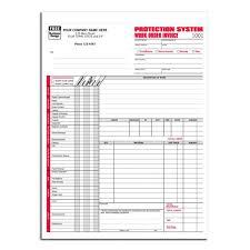 yard work invoice template rabitah net electrical order form
