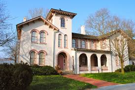 the picturesque style italianate architecture the william h