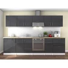 cuisine grise pas cher cuisine gris laque achat vente cuisine gris laque pas cher