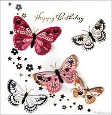 36 butterfly birthday wishes