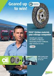 valeo showcases clutch friction expertise