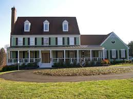 traditional exterior house colors colonial houses historic