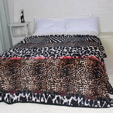 Leopard Print Faux Fur Throw Compare Prices On Leopard Print Couch Online Shopping Buy Low