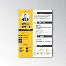 free downloadable resume templates graphic designer resume template vector free printable