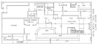 Floor Plans With Measurements Floor Plans