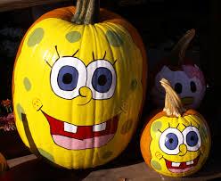 spongebob pumpkin pants october is here jackie flickr
