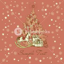 beautiful christmas cards vintage christmas card beautiful christmas tree illustration
