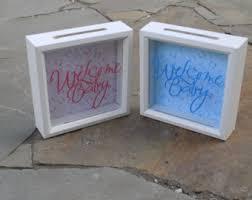 Wedding Wishes Shadow Box Honeymoon Fund Wedding Decoration Dollar Dance Money Box