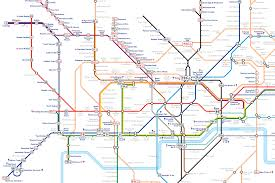 map of the underground in this handy map shows all the underground stations with