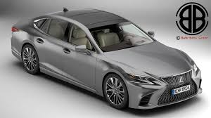 white lexus 2018 lexus ls 500 2018 3d model vehicles 3d models 2017 3ds max fbx c4d