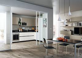 evolution combines the essential characteristics of a kitchen with a