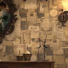 sala da pranzo in inglese paysota stile americano carta da parati vintage icone e vino