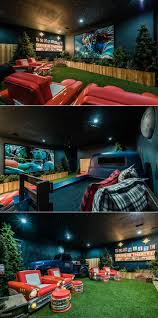 Theatre Room Designs At Home by Best 25 Home Theater Rooms Ideas On Pinterest Diy Movie Theater
