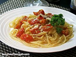 capellini pomodoro dave u0027s kitchen