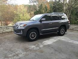 toyota cruiser lifted conversion land cruiser offroad lexus lx470 overland expedition