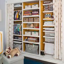 white elfa décor child u0027s closet the container store cohen