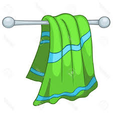 best hd cartoon home kitchen towel drawing
