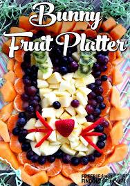 arrangement fruit easter fruit arrangement idea bunny fruit platter