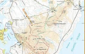 map of camden maine camden hills 02 jpg