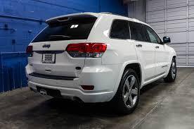 2014 jeep grand cherokee tires 2014 jeep grand cherokee overland 4x4 northwest motorsport