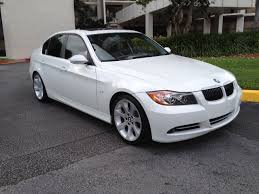 2007 bmw 335i e90 2007 bmw 335i sedan cpo white e90 sport package extended warranty