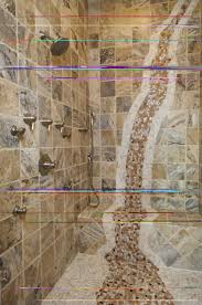 Waterfall Shower Designs Waterfall Showers Bathroom Designs With Modern Shower As