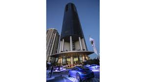 miami porsche tower porsche design takes luxury living to a whole new level