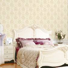 Wallpaper For Living Room Online Buy Wholesale Purple Roses Wallpaper From China Purple
