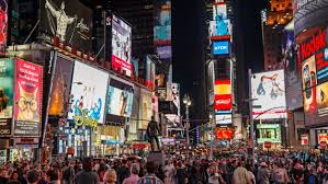 Times Square Map Isis Propaganda Video Showing New York City Aims To Sell Fear