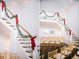 Banister Decor Gigi And Brendan U2022 Gloriosa