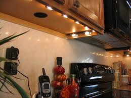 Above Cabinet Lighting by It Is How You Will Beautify Your Kitchen With Kitchen Cabinet