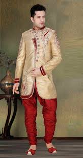 wedding dress indo sub gold manyavar indowestern sherwani buy indo western wedding suits