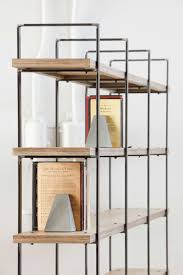 Wood Shelf Support Designs by Best 25 Metal Shelves Ideas On Pinterest Metal Shelving Metal