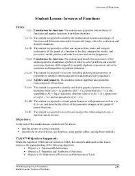algebra 2 â u20ac u201c lesson 10a worksheet direct inverse and joint