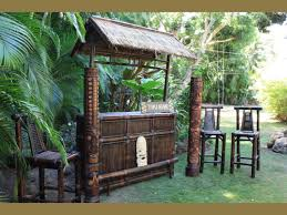 Backyard Tiki Bar Ideas The Big Island Outdoor Tiki Bar Outdoor Bar Ideas