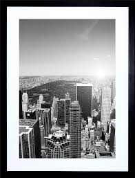 new york city bw photo print frame framed picture poster mount