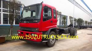isuzu trucks fire engine truck chassis ftr 190hp 4hk1 engine youtube