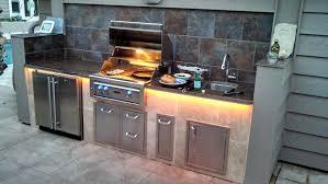 Simple Outdoor Kitchen Designs Premier Outdoor Living  Design - Simple outdoor kitchen