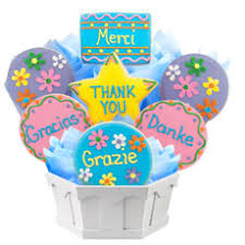 seattle balloon delivery cookie bouquet cookie delivery gourmet gifts cookies by design