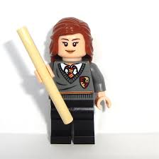 lego harry potter hermione granger minifigure with tan wand