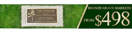 grave markers for sale headstones miami grave markers miami a monument casket depot
