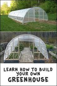Backyard Greenhouse Winter Growing In Winter In Raised Beds In Greenhouse Google Search