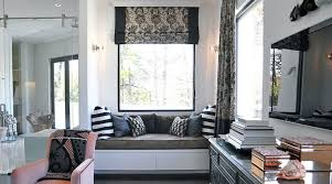 built in window seat contemporary bedroom lucinda loya interiors
